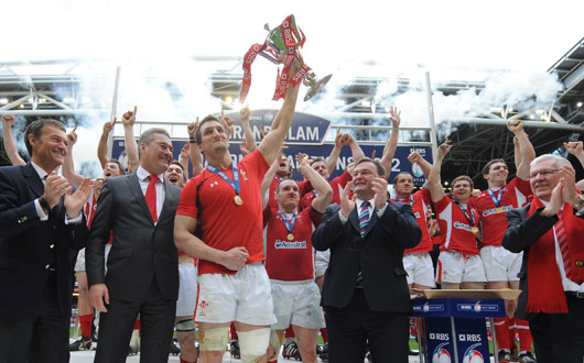 RBS 6 Nations Grand Slam 2012
