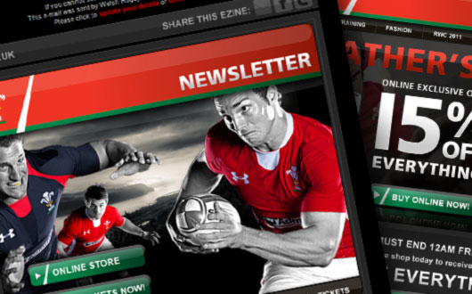 WRU eZine & Newsletters