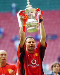 Ryan Giggs and the FA Cup