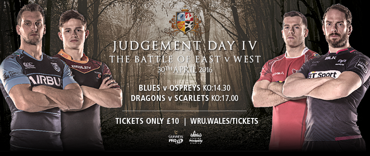 Judgment Day IV tickets