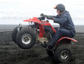 RWC 2011: Quad biking
