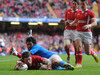 Alex Cuthbert seals Wales' win against Italy with a fine individual effort.