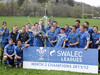Dolgellau deservedly claimed the Division North 2 title.