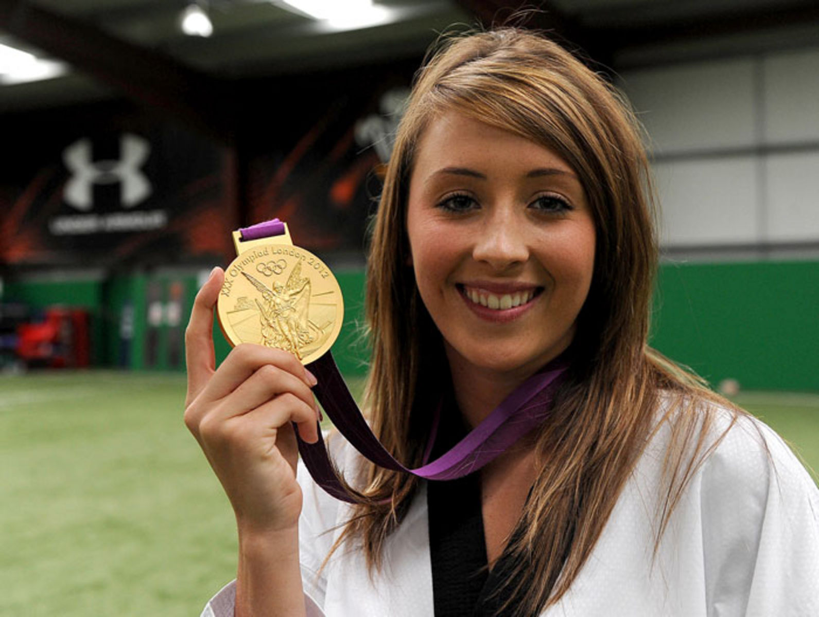 Jade Jones earned a  million dollar salary - leaving the net worth at 0.2 million in 2018