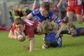 Scarlets Ladies v Dragons Ladies