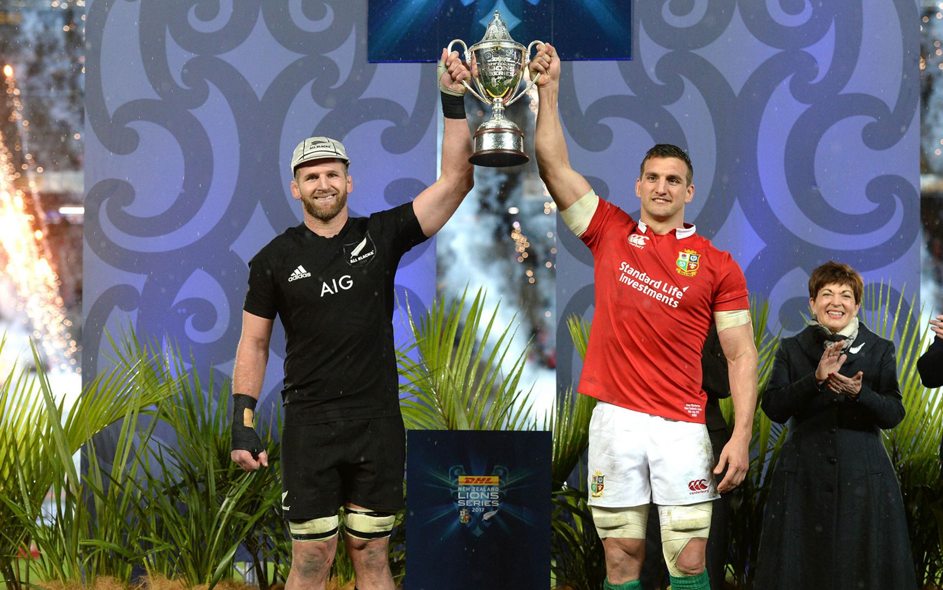 Sam Warburton had constant injury battle - Martyn Williams