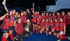 Victorious captain Harries hails Scarlets Ladies' endeavour