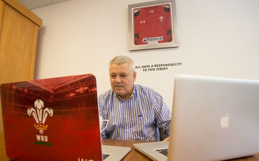 Gatland: RWC needs to be our Olympics