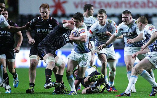 Ospreys v Blues