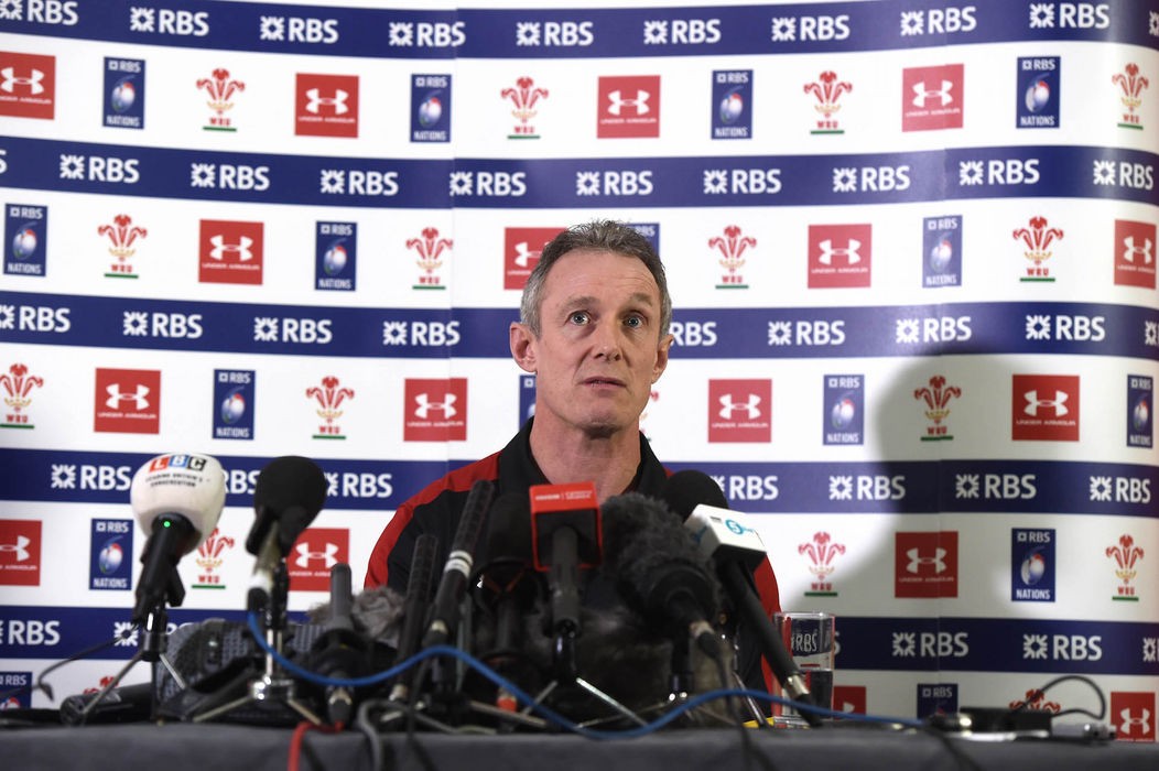 WRU TV: 6NS selection press session