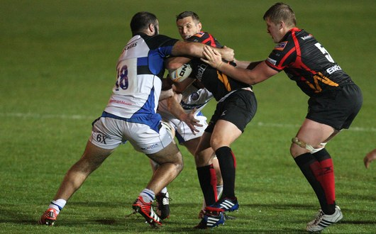Dragons v Bath