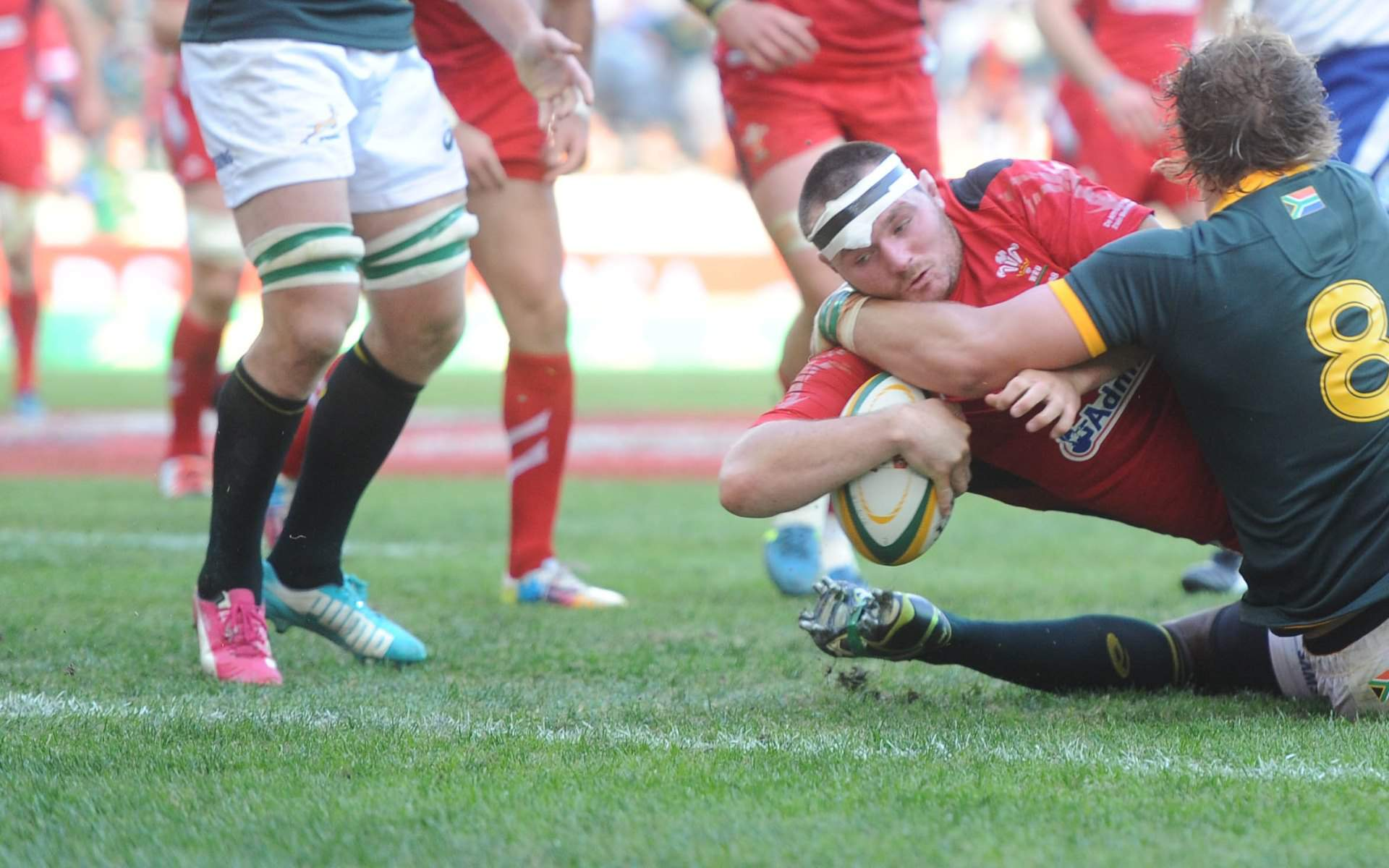 'Cannonball Ken' becomes Scarlets skipper