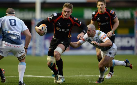 Errors cost Dragons in Challenge Cup