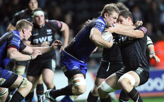 Ospreys v Dragons