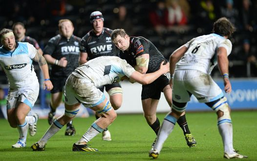 Ospreys v Glasgow