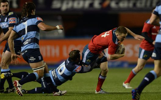Blues v Munster