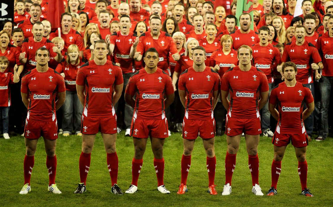 Wales kit 2013, army of red