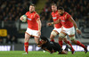 Wales make two front-row changes