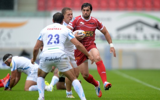 Scarlets v Exeter Chiefs