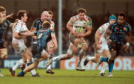 Exeter Chiefs v Ospreys