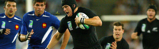 From France to New Zealand, the two third-fourth placed play-off teams from 2003 will host the next two Rugby World Cups as New Zealand were today awarded 2011