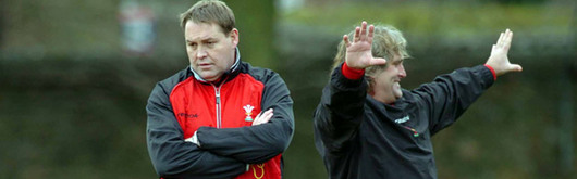 Scott Johnson's inside knowledge of Steve Hansen and Southern Hemisphere coaches will be crucial as he joins up with the Lions down under with a watching brief from the WRU