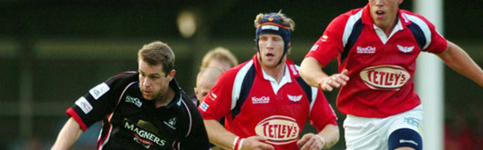 Scarlets Skipper Simon Easterby is Sir Clive Woodward's latest recruit