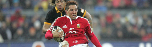 Tom Shanklin has been backing Gavin Henson to bounce back from his selection disappointment as he prepares to line-up alongside Jonny Wilkinson at centre