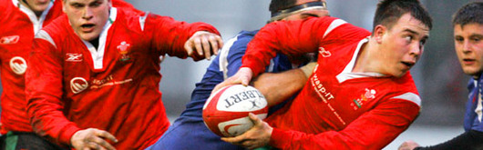 In spite of good field positions Wales U19 failed to convert their prominence into points