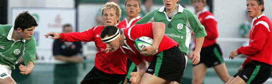 There are ten survivors in tomorrow's U20 squad from the Wales U19 team that were mauled by Ireland in last season's IRB U19 World Championship seeking revenge over six members of that Ireland U19 team that now line up for Ireland U20