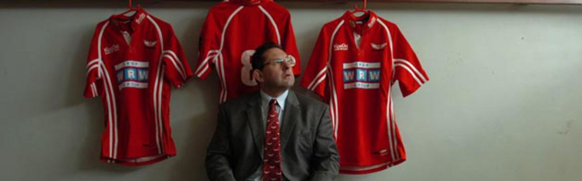 Former Scarlets Director of Rugby Phil Davies, who has been served notice on his contract of employment with the region