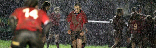 Rachel Poolman in Andrew Orchard's IRB / Emirates Airline Rugby Photograph of the Year 2007