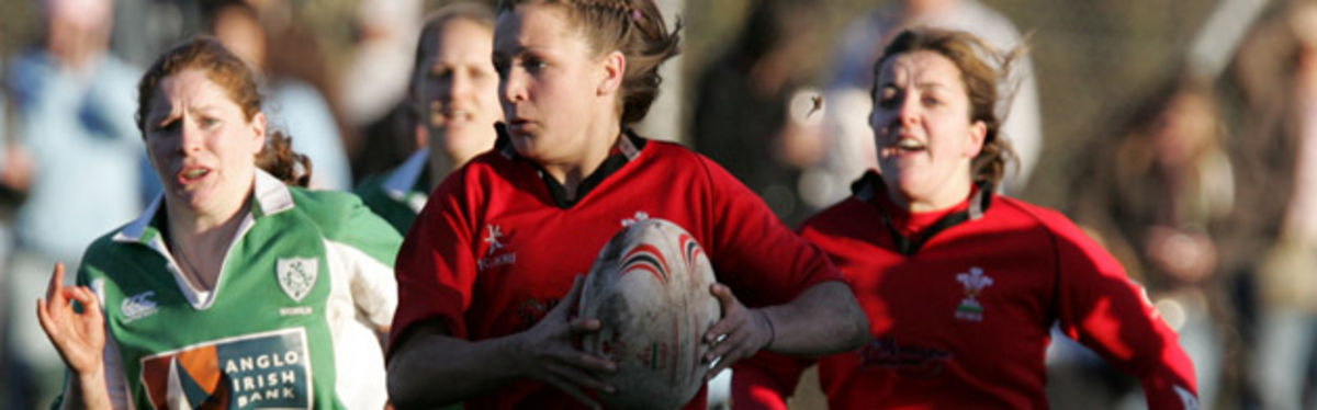 Wales Women held their nerve and outplayed the Irish to deliver victory