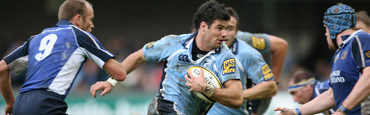 Mike Phillips runs Leinster ragged as the Blues attacked and attacked to secure a bonus point victory and sit atop of the Magners League table