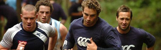 Richie Rees, left, will make his Blues debut in the regional clash with the Dragons on Friday