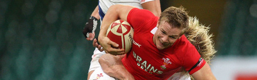 Dwayne Peel will lead Wales against Canada