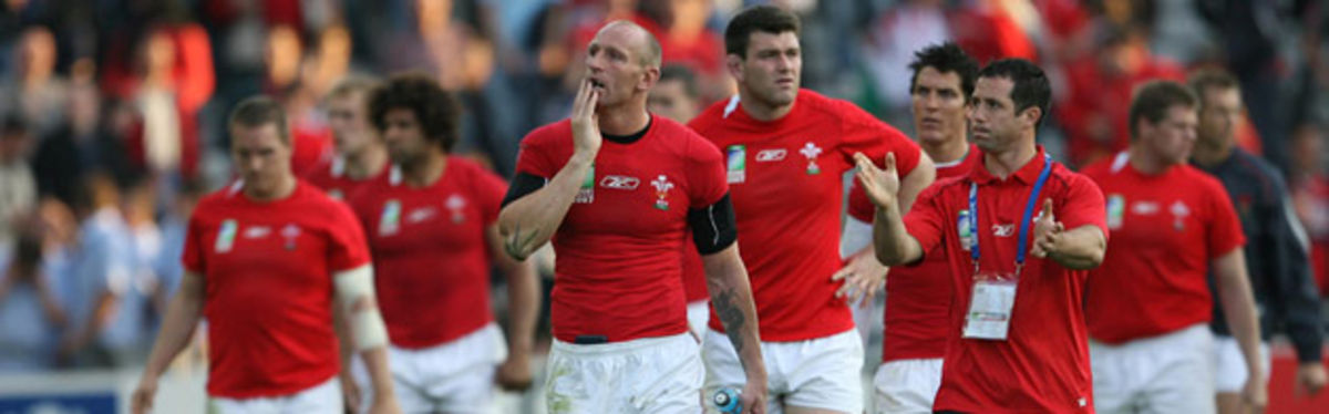 Wales absorb the reality of an early Rugby World Cup exit