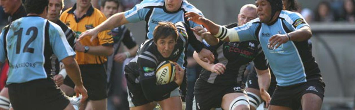 Ospreys centre Gavin Henson misses the Magners League clash with Munster