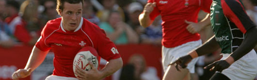 Wales Sevens captain Johnathan Edwards will lead his side into the Hanover Sevens