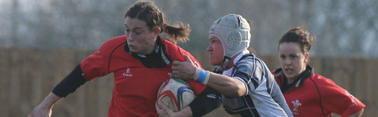 Louise Rickard will represent Wales in the Women's European Sevens tournament in Limoges
