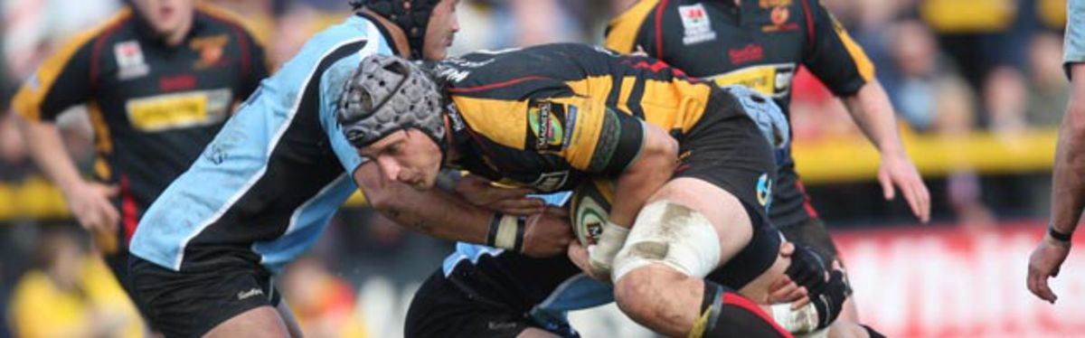 Newport Gwent Dragons lock Luke Charteris has joined the Wales squad in South Africa