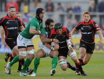 Dragons v Connacht