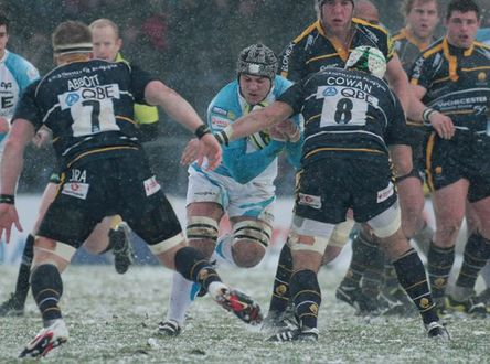 Worcester v Ospreys