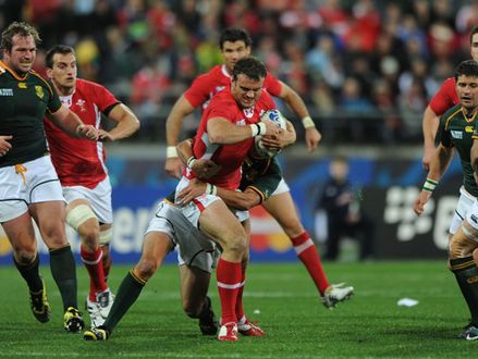 Learn to run like Jamie Roberts