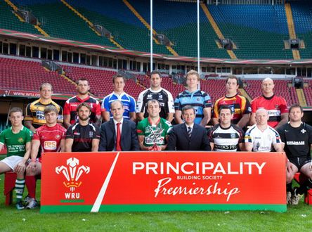 Principality Captains