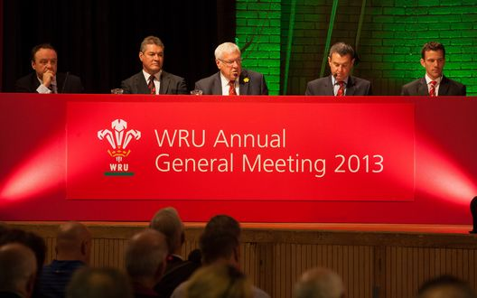 Welsh Rugby Union AGM