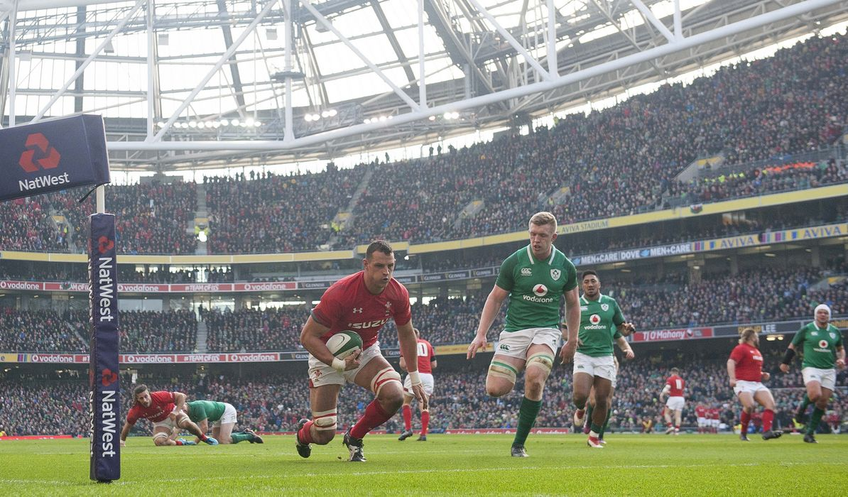 REPORT: Stockdale breaks Welsh hearts in Dublin