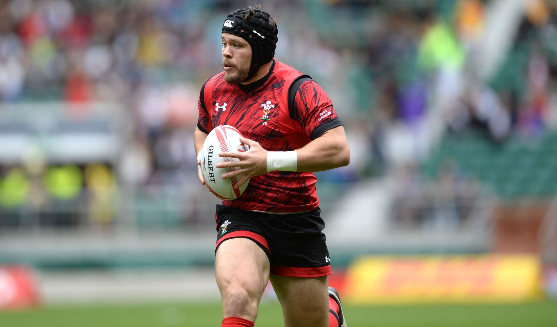 Thomas: 'Massive step forwards for Wales Sevens'
