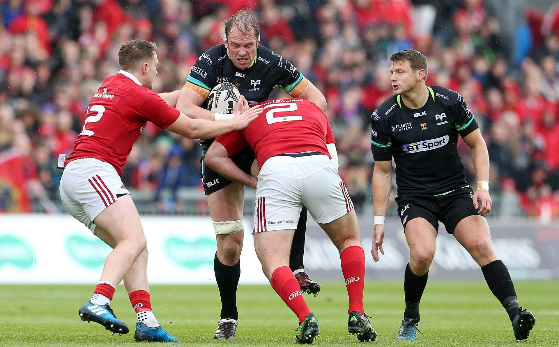 REPORT: Ospreys cant make it all-Welsh PRO12 final