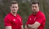 Wales duo primed for Gold Coast